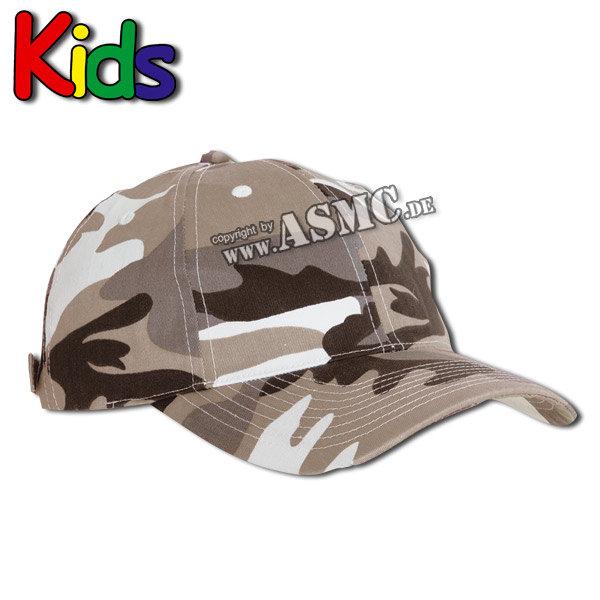 Baseballcap Kids urbancamo