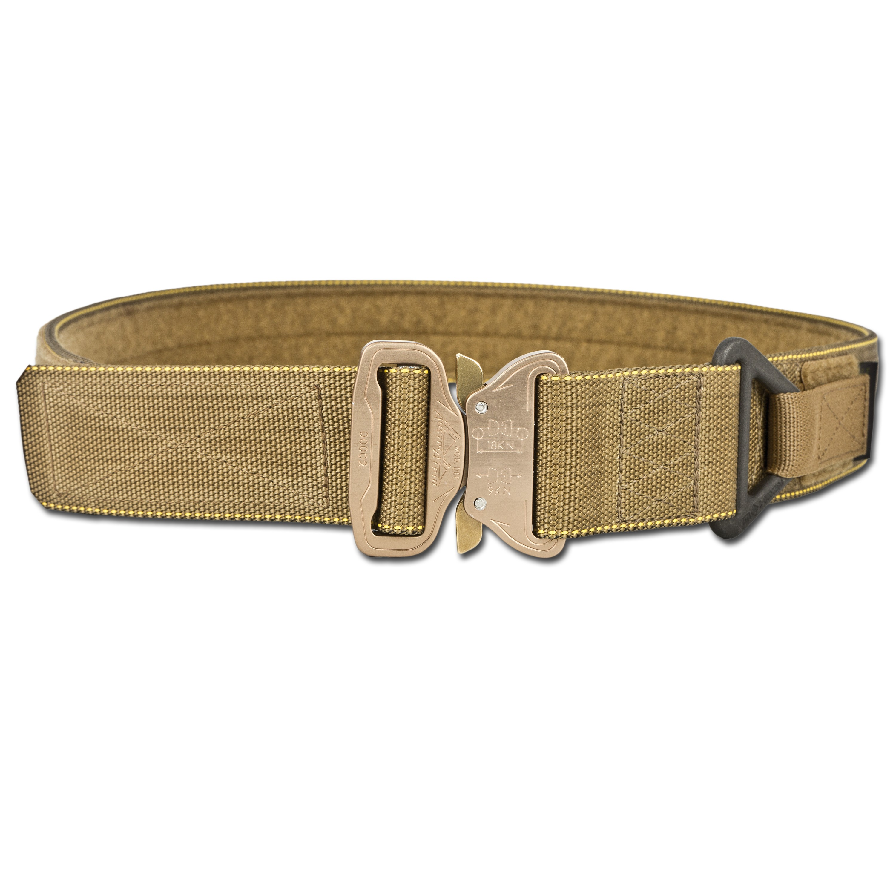Stratagem Instructors Cobra Belt coyote
