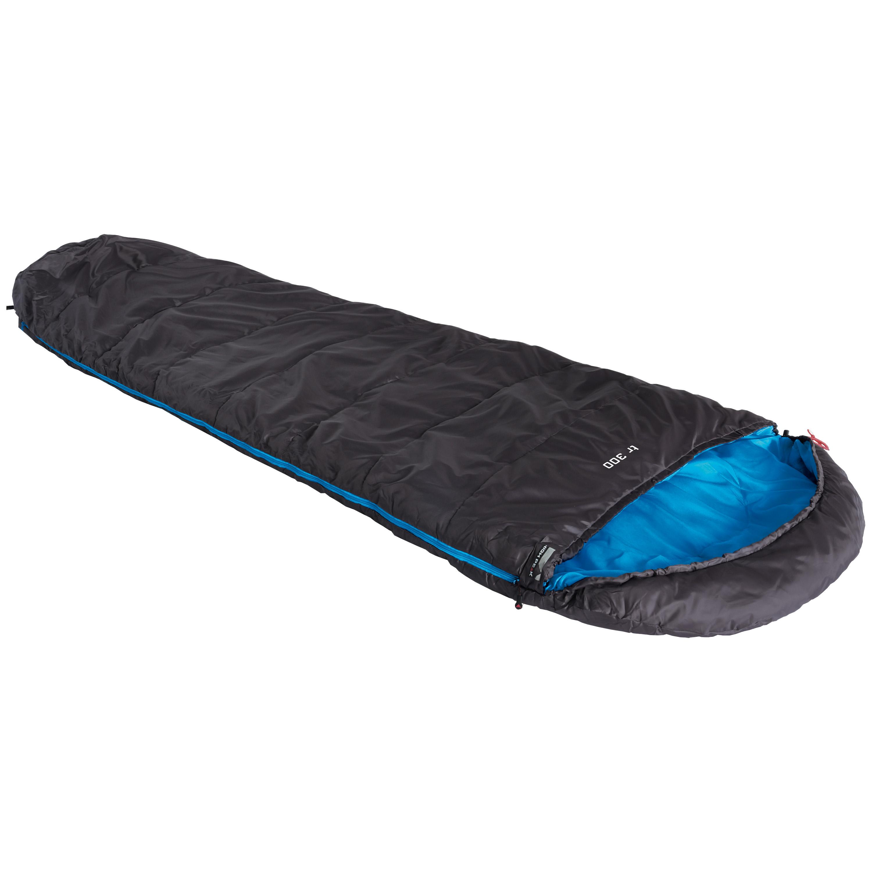 High Peak Schlafsack TR 300 Zipper links schwarz-blau