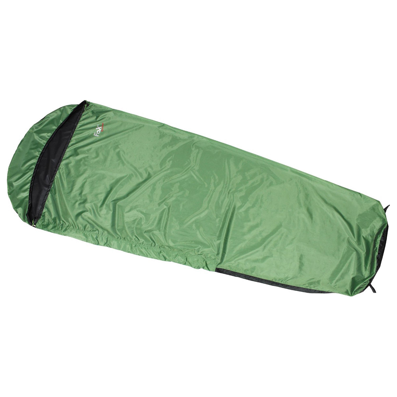 Fox Outdoor Schlafsacküberzug Light oliv