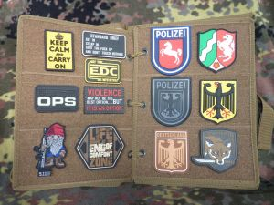 Rothco Patch Mappe