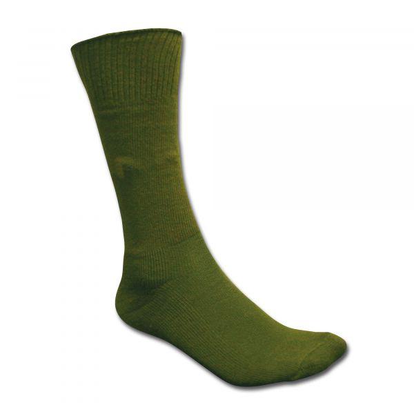 Original Französische Armee Socken,Strümpfe oliv NEU !