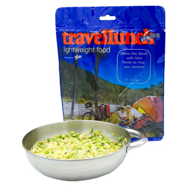 Travellunch Erbseneintopf