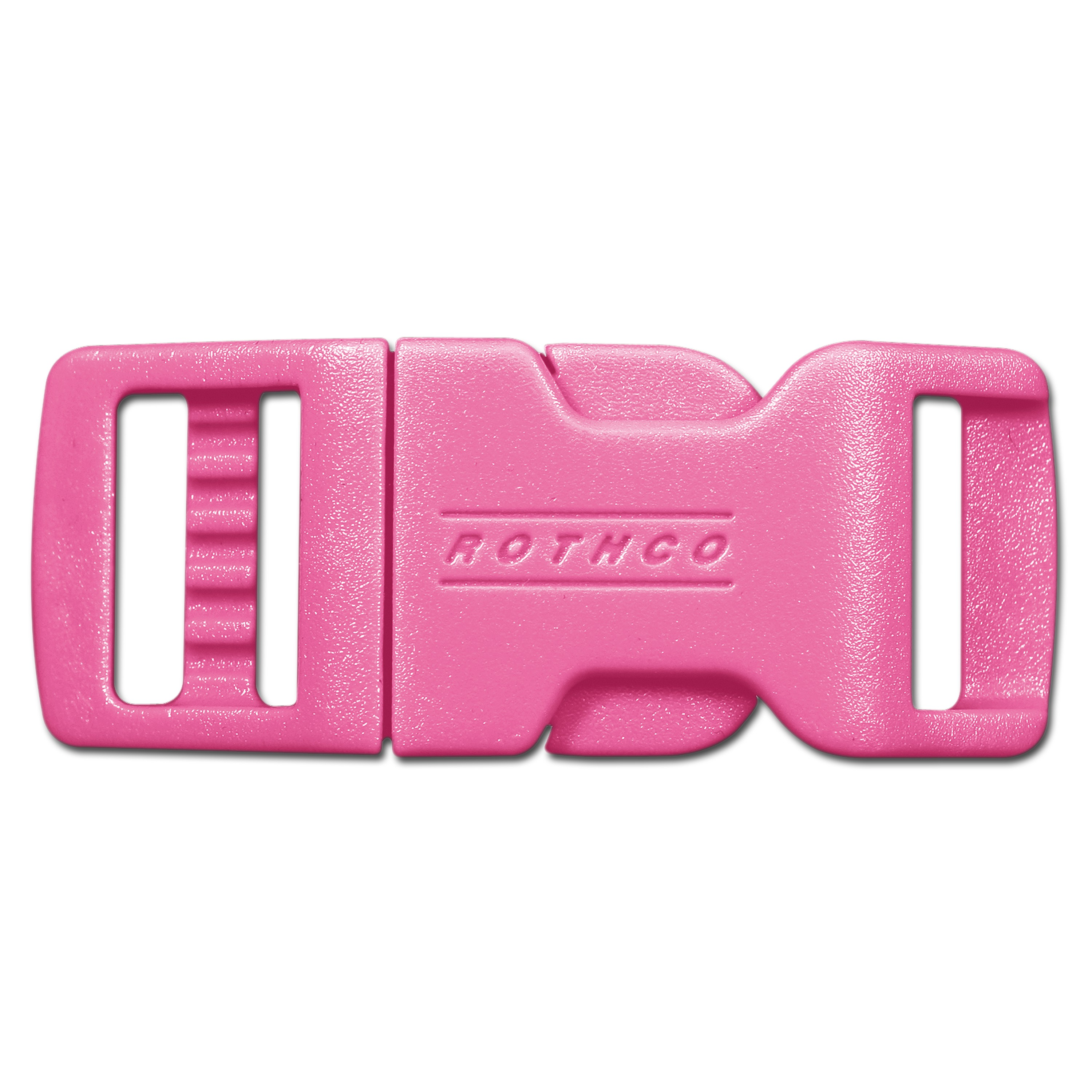 Rothco 1/2 Side Release Steckschnalle Pink