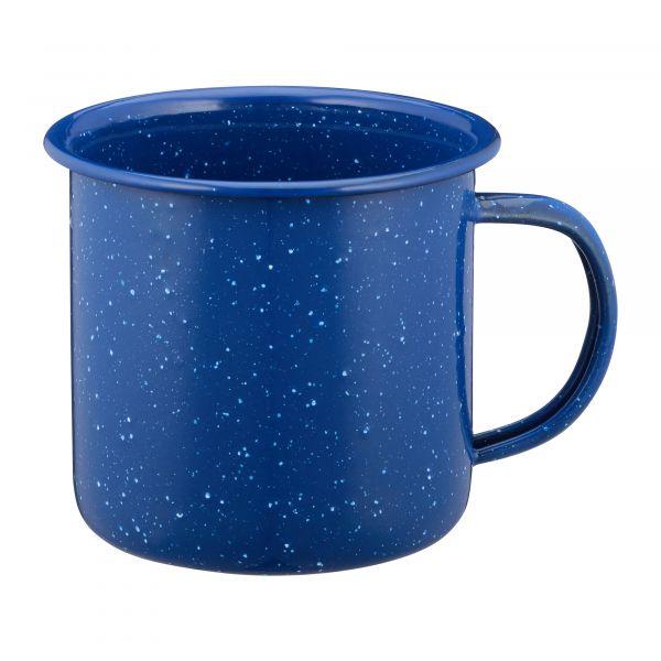 Emaille Tasse 300 ml blau