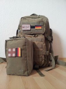 US Assault Pack 2