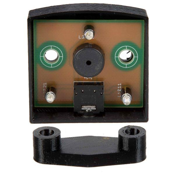 InTarget Airsoft Schießsystem Zielscheiben Sensor schwarz
