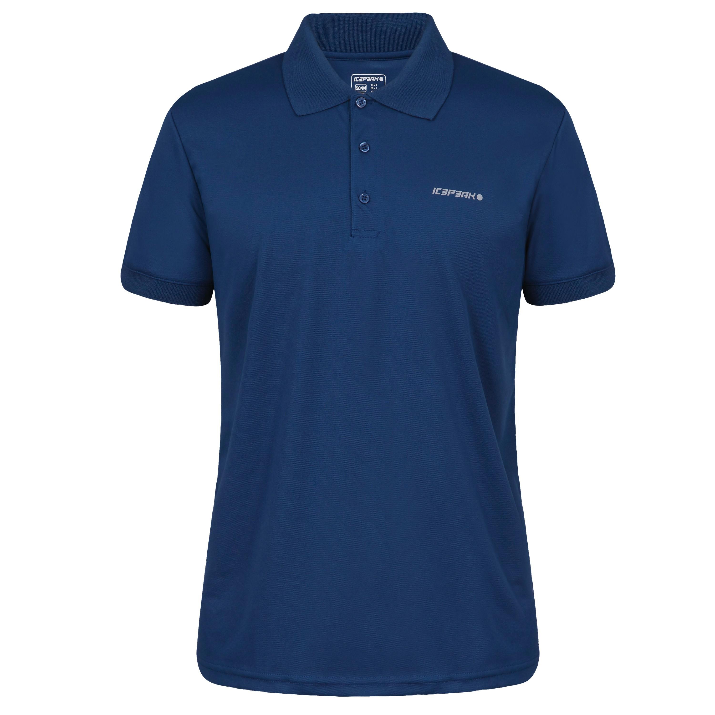 Polo Shirt Icepeak Kyan blau