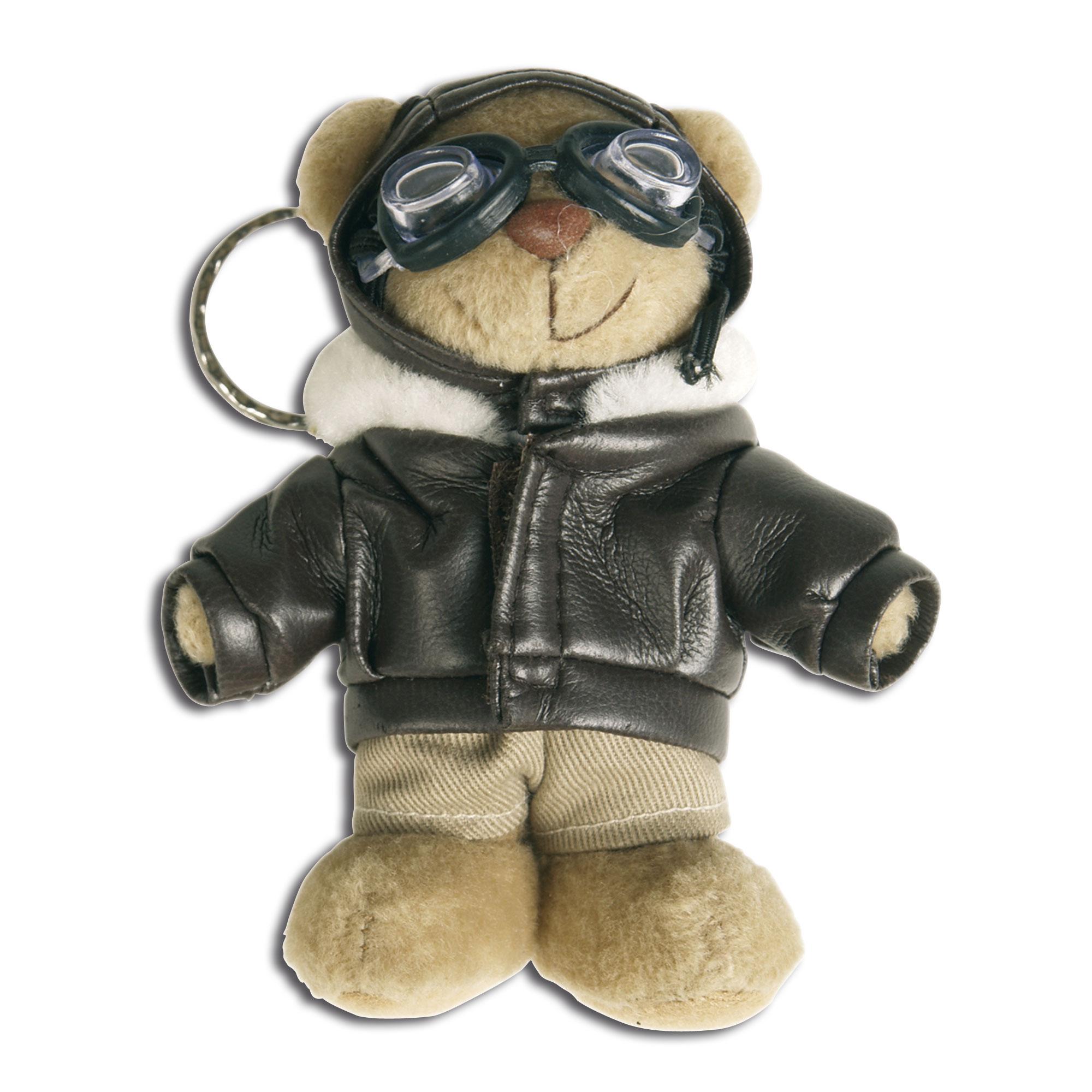 Teddy Pilot Schlüsselanhänger