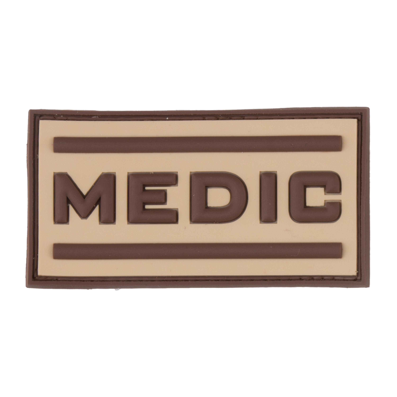 3D-Patch MEDIC desert
