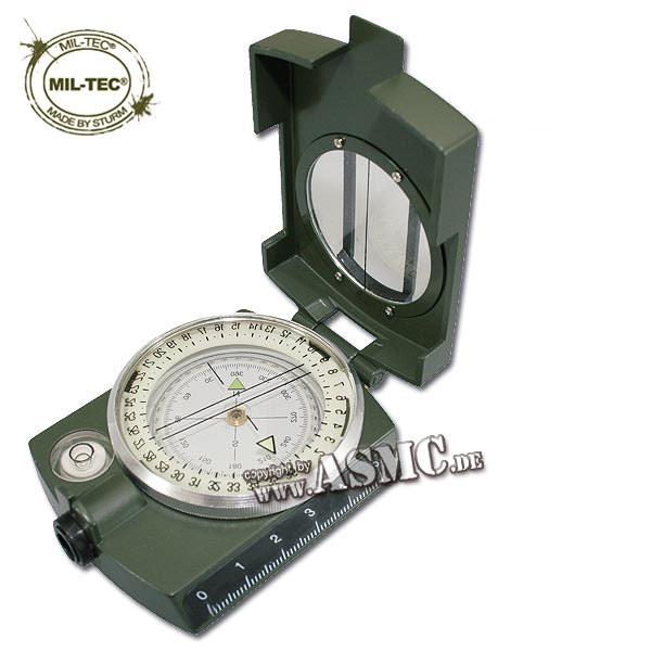 Kompass Präzision oliv