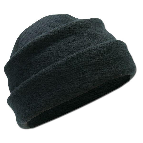 Woolpower Mütze 400 schwarz