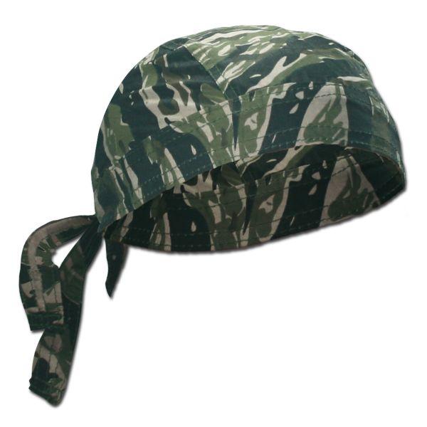 Headwrap tigerstripe
