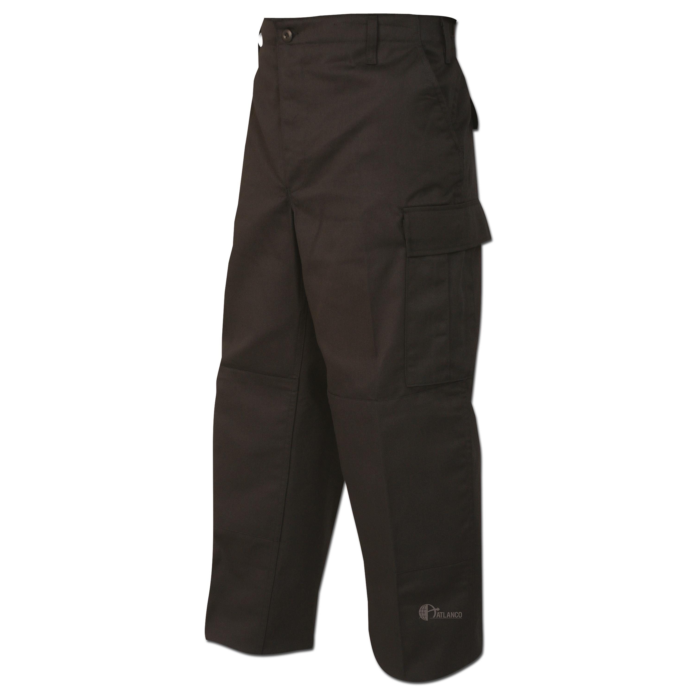 Feldhose BDU Tru-Spec schwarz C/P