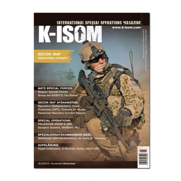 Kommando Magazin K-ISOM Ausgabe 06-13