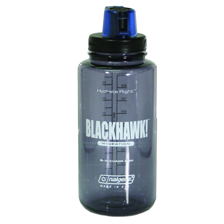 Blackhawk Hydrastorm Nalgene Trinkflasche 0,9 Liter grau