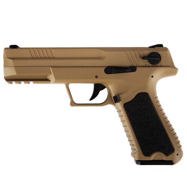 Cyma Airsoft Pistole CM127 AEP tan