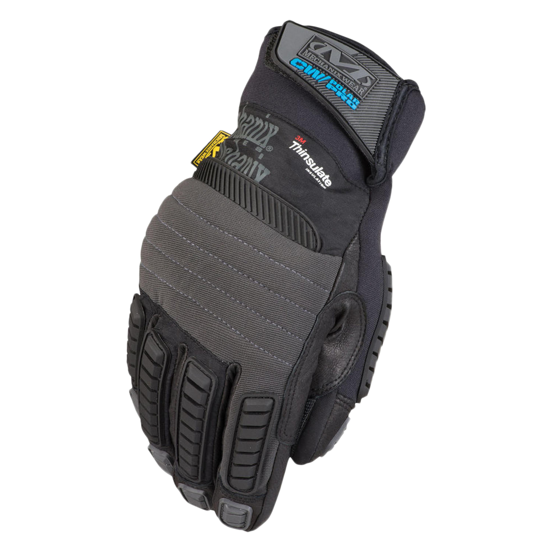 Handschuhe Mechanix CW Polar Pro schwarz