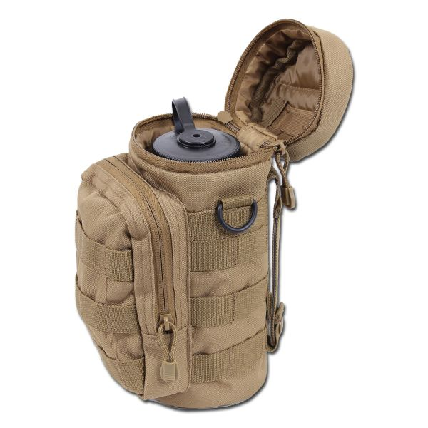 Wasserflaschentasche Rothco MOLLE coyote