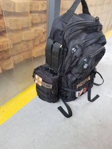 Assault Pack One strap Large
