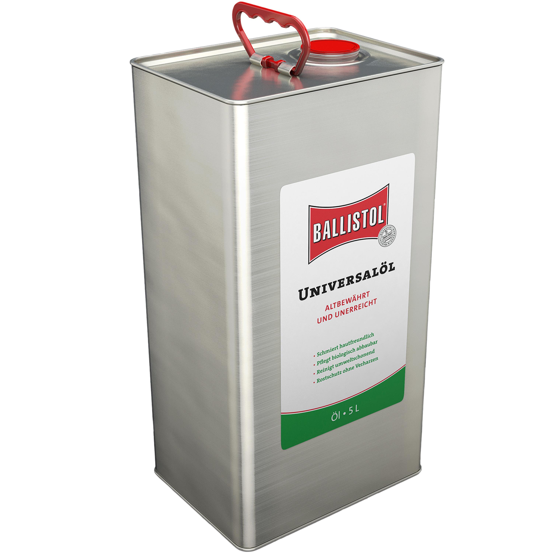 Ballistol Öl Kanister 5 Liter
