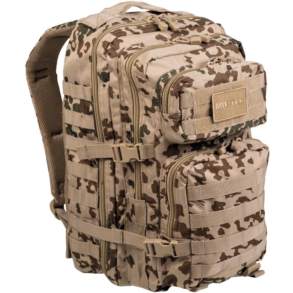 Rucksack US Assault Pack II fleckdesert