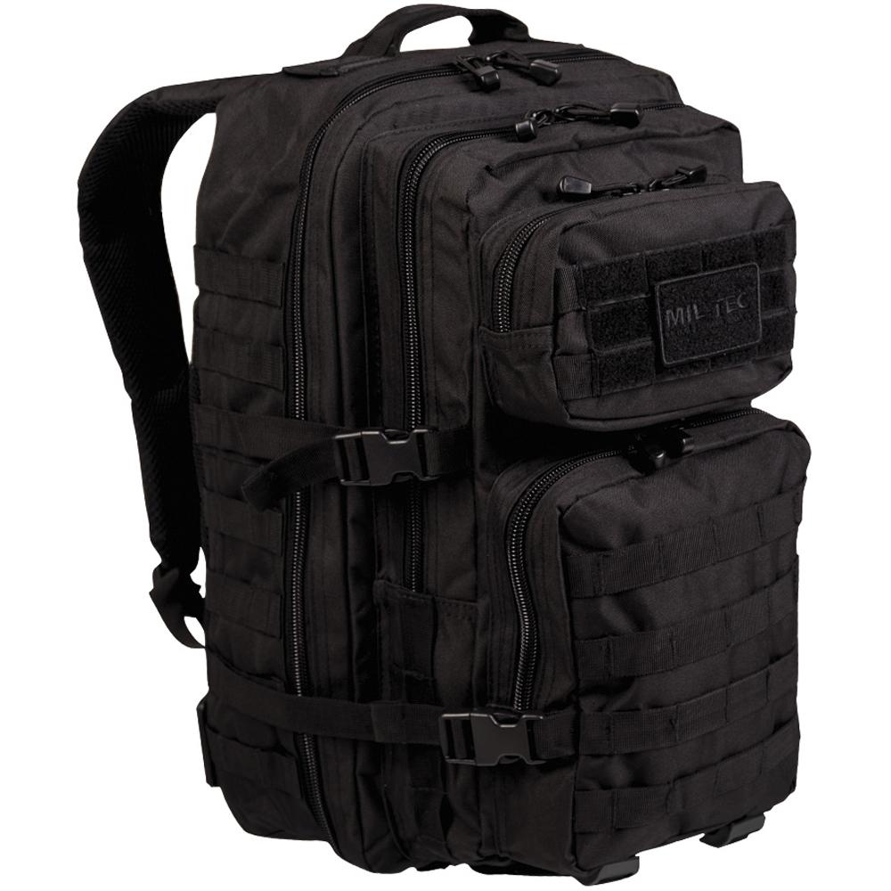 Rucksack US Assault Pack II schwarz