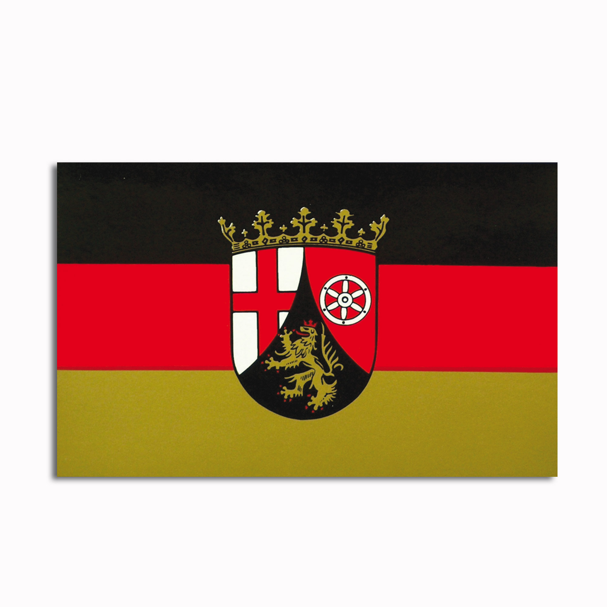 Aufkleber Rheinland-Pfalz