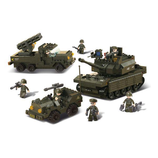 Sluban Armee Set M38-B6800