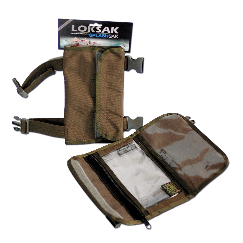 Loksak Arm-Pak M khaki