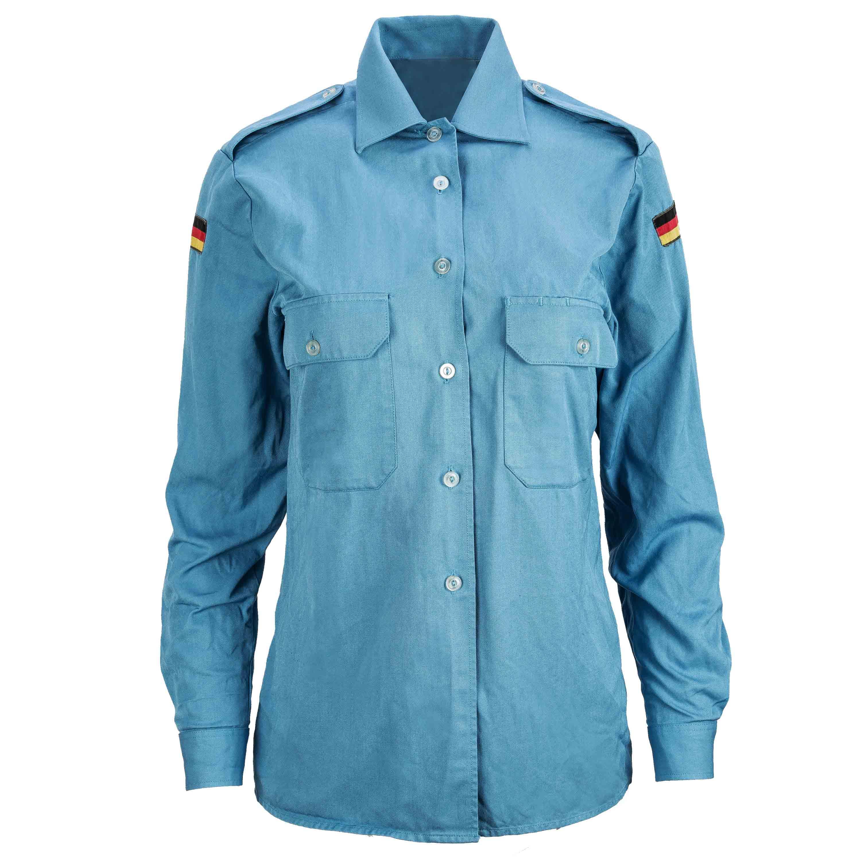 BW Marine Bordhemd Damen gebraucht