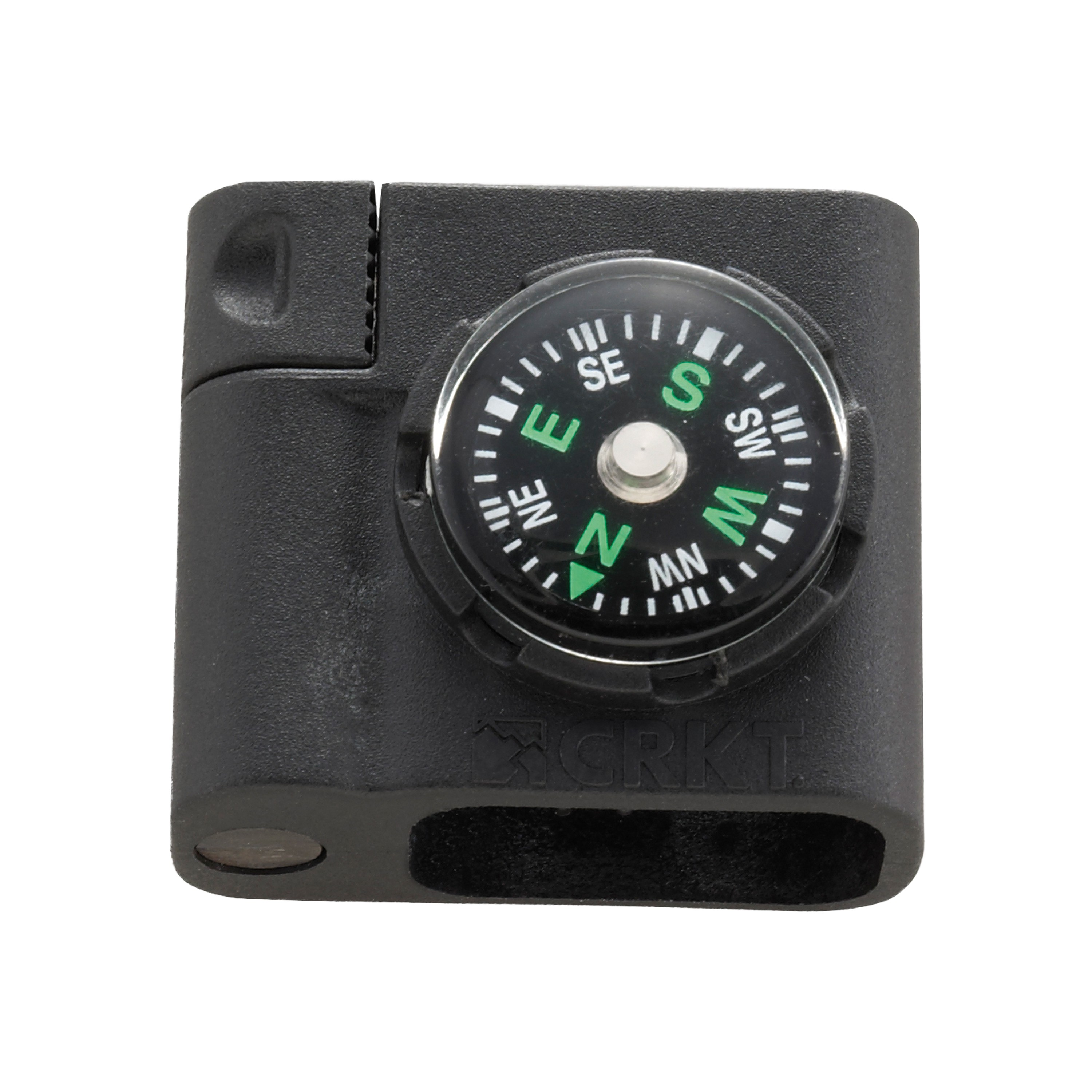 Stokes Survival Bracelet Accessory - Compass & Firestarter