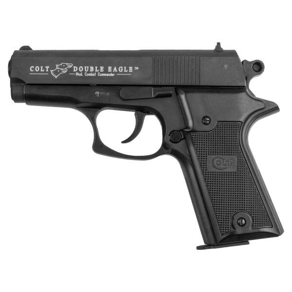 Pistole Colt Double Eagle Combat Commander brüniert