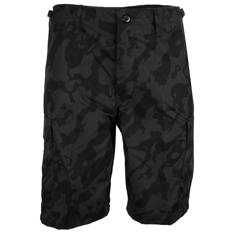 Bermuda Shorts Rip-Stop nightcamo