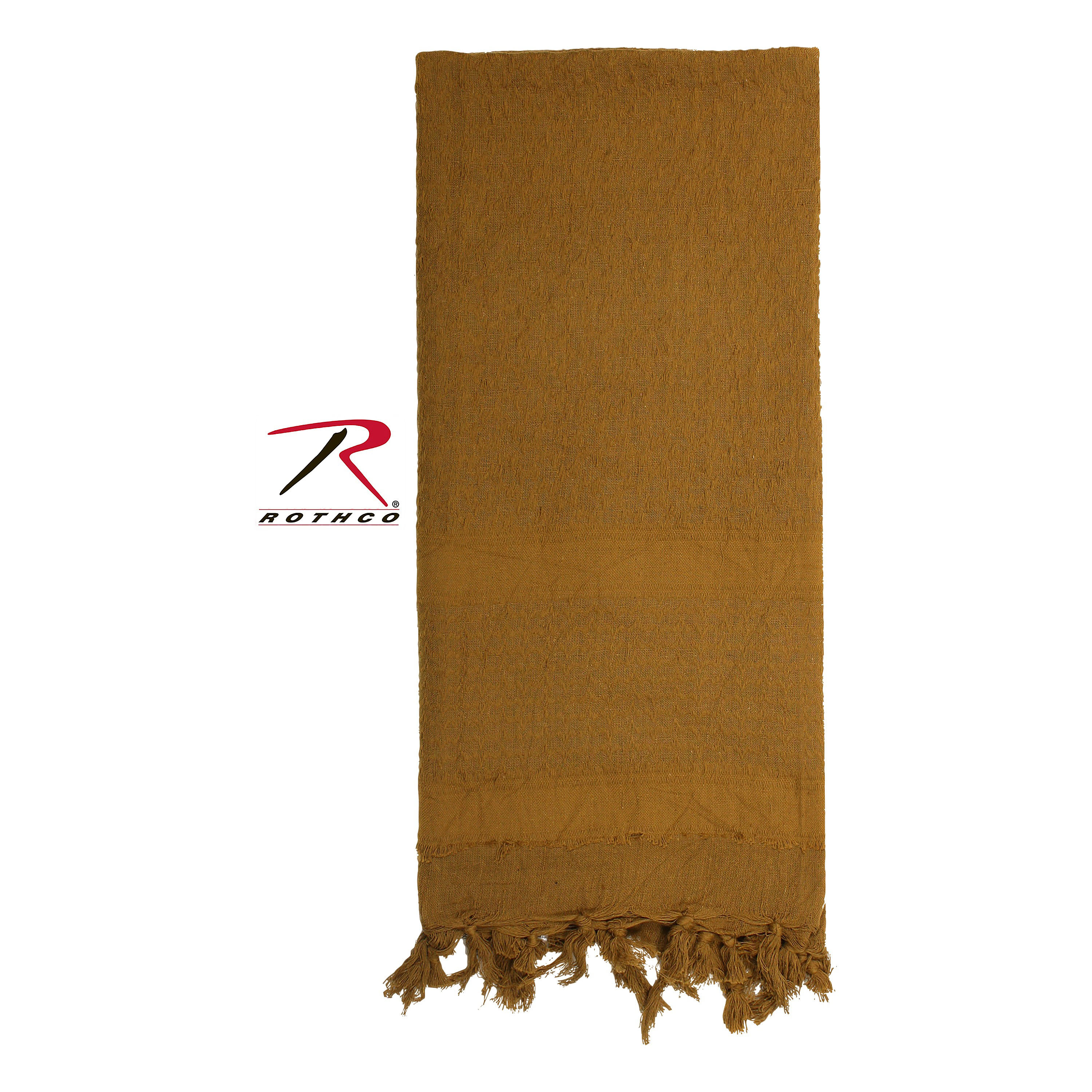 Shemagh Rothco Tactical coyote brown