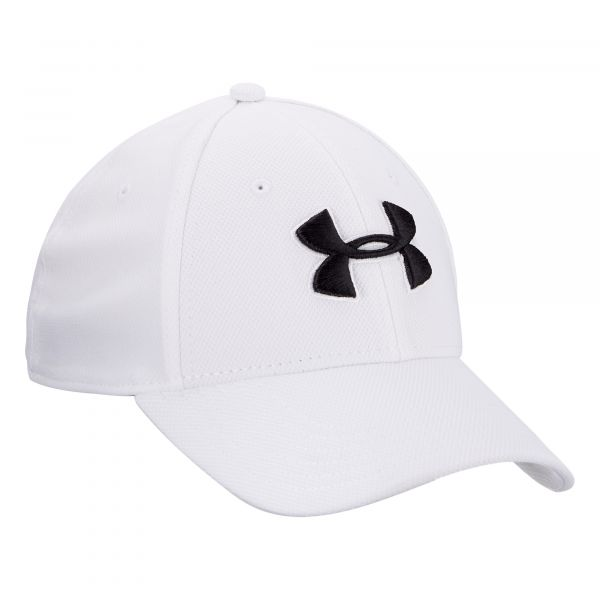 Under Armour Cap Mens Blitzing 3.0 weiß