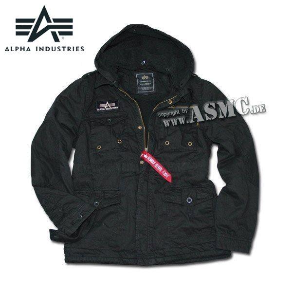 Alpha Industries Jacke Rod schwarz