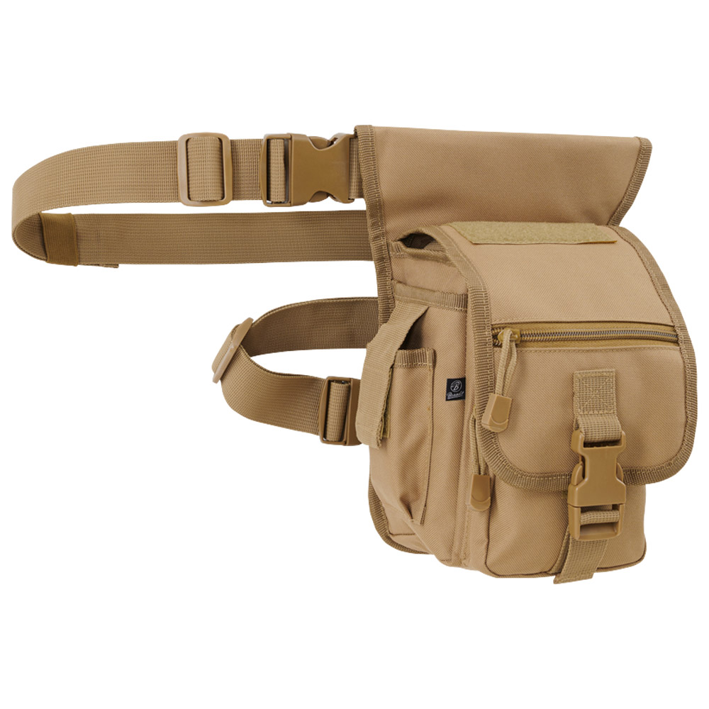 Brandit Hüfttasche Side Kick Bag camel
