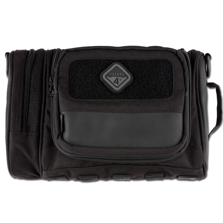 Hazard 4 Reveille Toiletry Bag schwarz