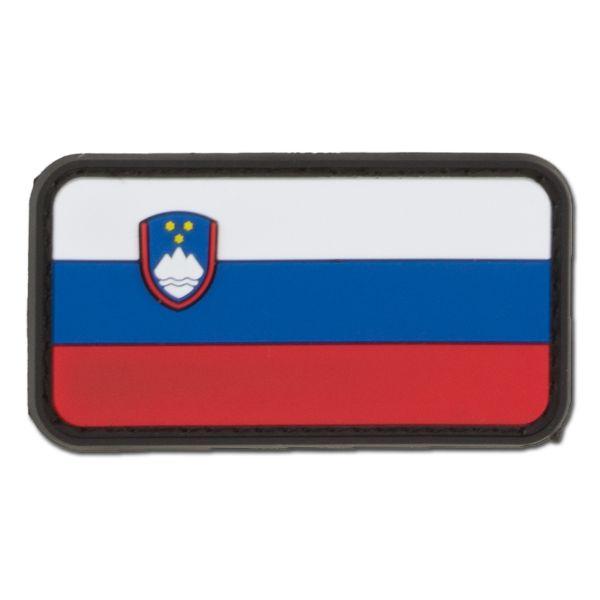 3D Patch Slowenien fullcolor