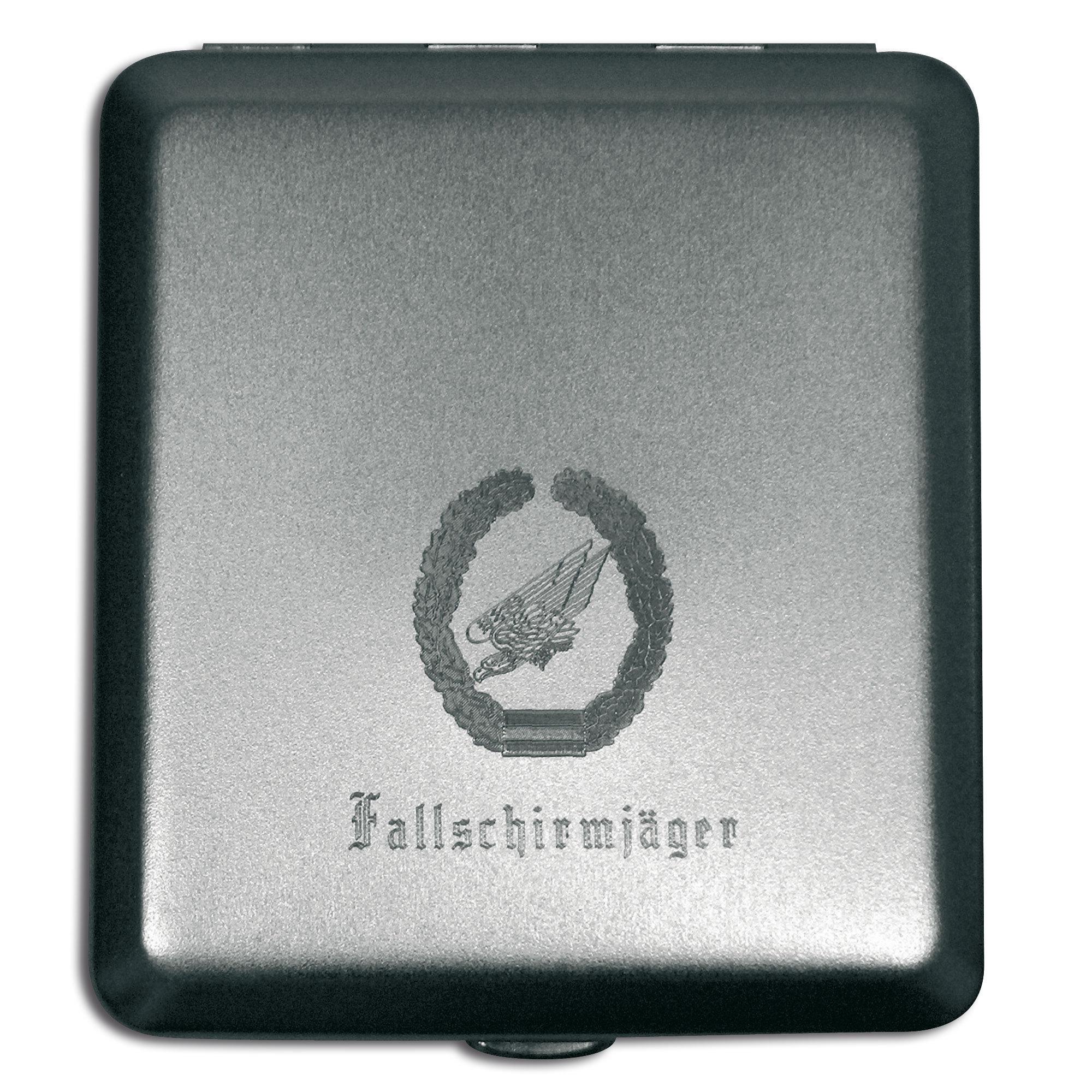 Zigarettenetui Fallschirmjäger