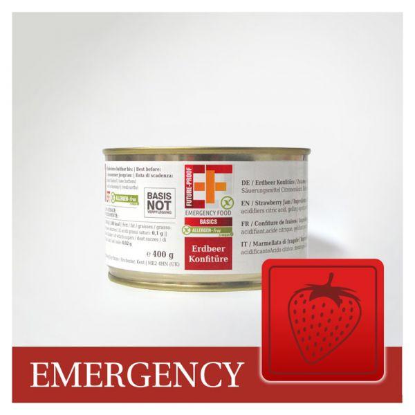 EF Emergency Food Erdbeer Konfitüre
