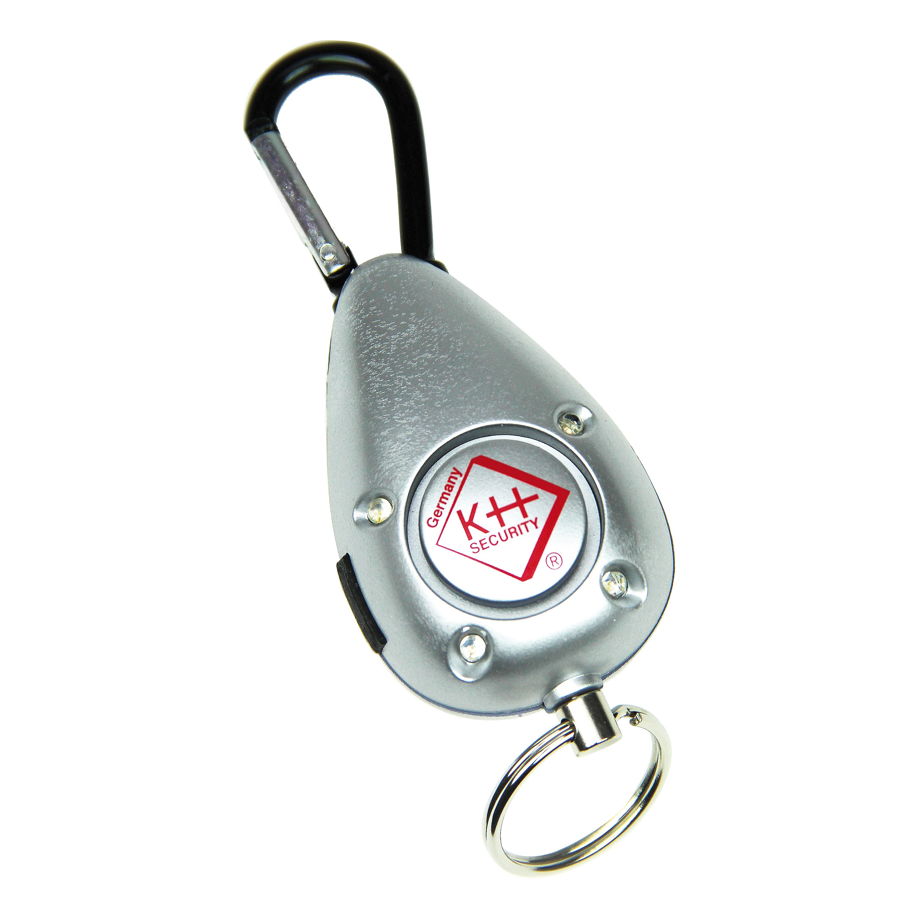 Outdoor Alarm kh-security silber
