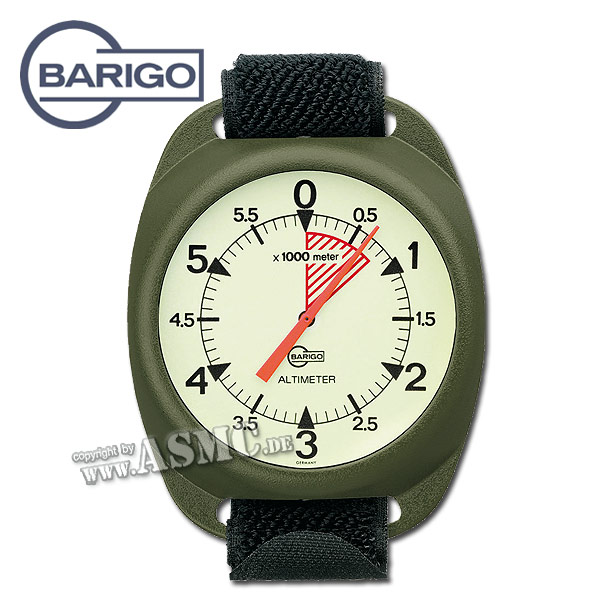 Barigo Höhenmesser Modell Para 23GG