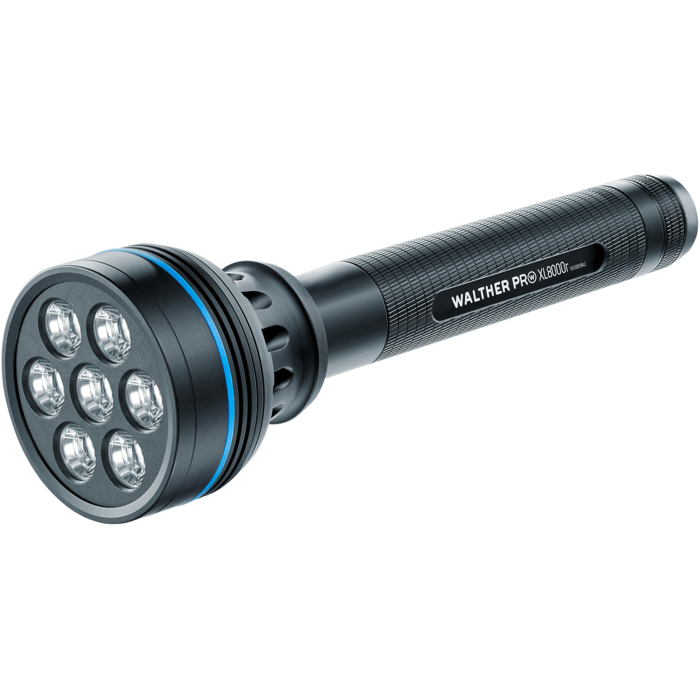 Walther Pro Taschenlampe XL8000r