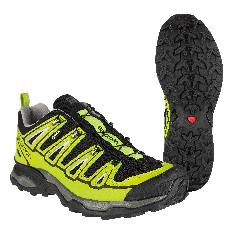 Salomon Schuhe X Ultra 2 GTX green glow