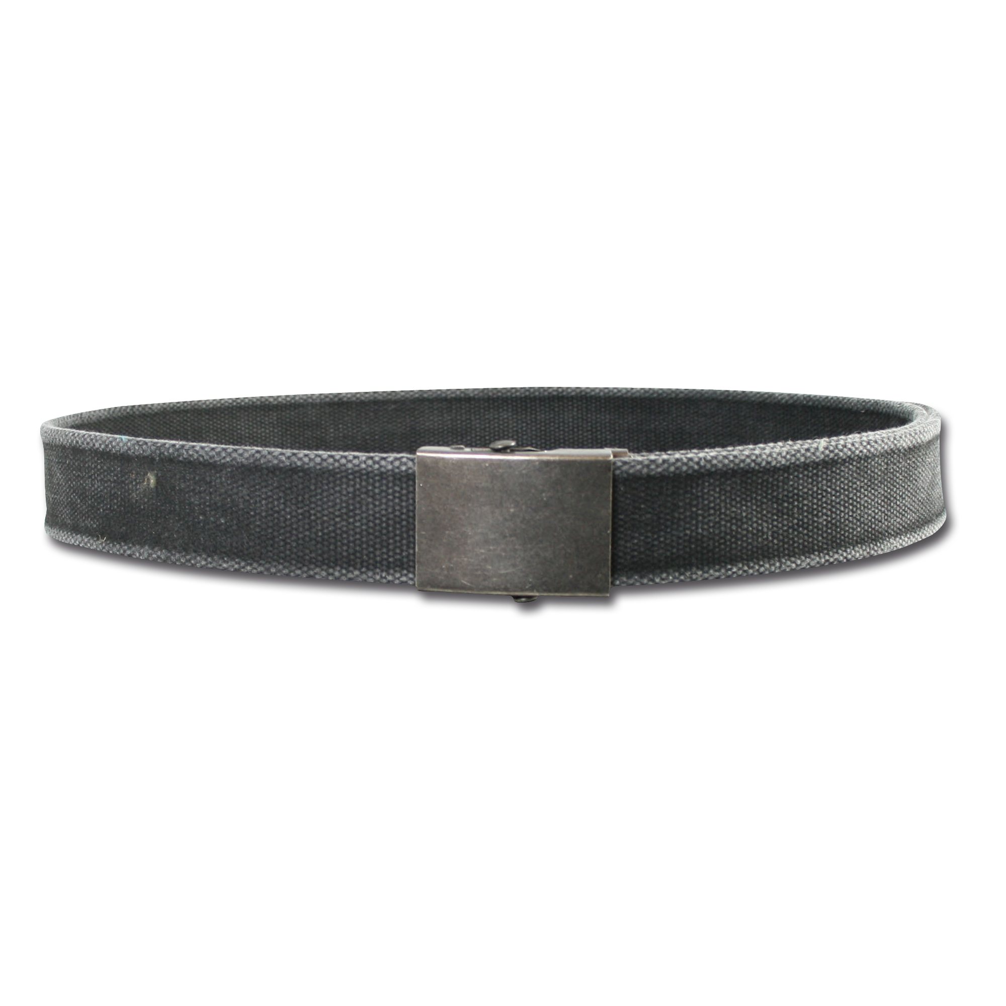 Hosengürtel Vintage schwarz