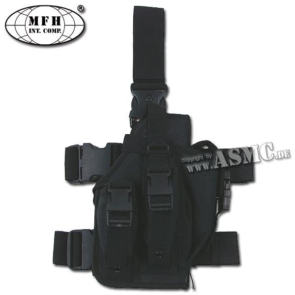 Taktikholster MFH Plus schwarz