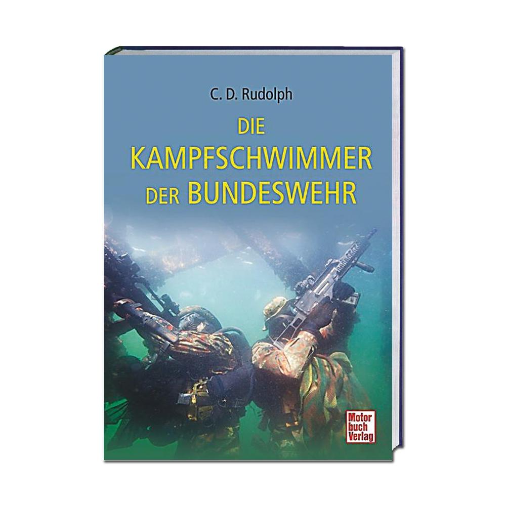 Buch Die Kampfschwimmer der Bundeswehr