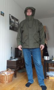 MMB wet weather jacket